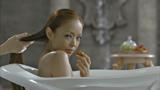 新CMでゴージャスな入浴シーンを披露した安室奈美恵