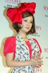 『セックス・アンド・ザ・シティ・アワード 2009』に選ばれた千秋