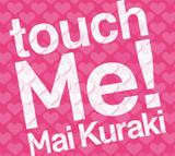 倉木麻衣、アルバム『touch Me!』【初回限定盤】