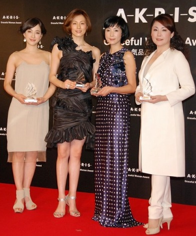 『Graceful Woman Award』の様子