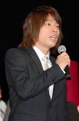 お笑いの祭典『S-1 BATTLE』発表の席で(田村淳)