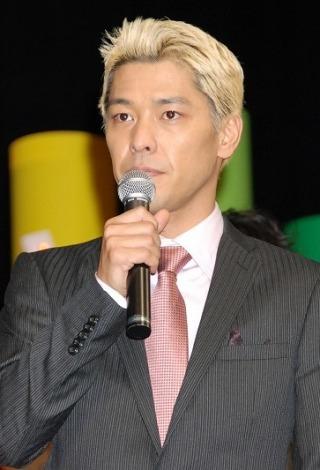 お笑いの祭典『S-1 BATTLE』発表の席で(田村亮)