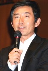 石田純一〔映画『ラ・ボエーム』特別試写会での様子〕