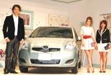 左から沢村一樹、梨花、ファッションブランドディレクターの風間ゆみえさん