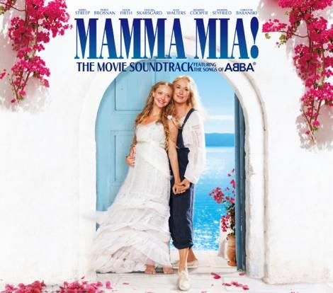 マンマ・ミーア!−ザ・ムーヴィー・サウンドトラック