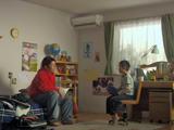 『nocria』Sシリーズの新CMでは野茂英雄氏と少年との交流も見どころのひとつ