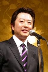 山野楽器の代表取締役社長山野政彦氏