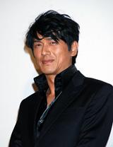 俳優・高橋克典に第1子となる男の子が誕生