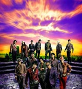 『Music Lovers DREAM LIVE 2009』に出演するEXILE