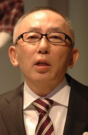 ファーストリテイリングの柳井正社長
