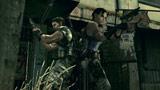 『バイオハザード5』ゲーム画面