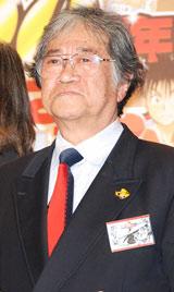 『創刊50周年大同窓会〜共に競って 共に歩んで100年へ〜』に出席した矢口高雄