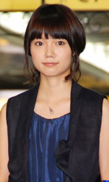 東京メトロ『Echika池袋』オープニングセレモニーに出席した宮崎あおい