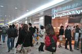 """東京メトロの""""駅チカ""""商業施設・Echika池袋、オープン時の様子"""