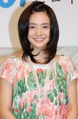 NHK新・連続テレビ小説『ウェルかめ』のヒロインに決定した倉科カナ