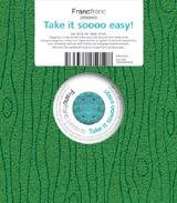 フランフランの最新オリジナルCD『Take it soooo easy!』