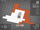 『クローリアン』のゲーム画面