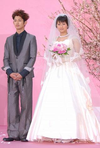 余命1か月の花嫁の榮倉奈々
