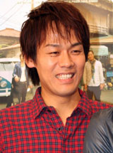 TEAM NACSのリーダー・森崎博之
