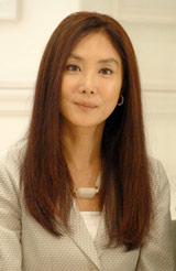 『SONOKO』の担当執行役員に就任した浅野温子