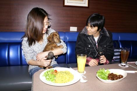 シダックスの愛犬同伴カラオケルーム『ワンだふるルーム』