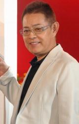 加藤茶 【パチンコ新機種『フィーバー ドリフだよ!全員集合』の発売展示会にて】