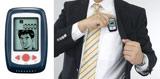 バンダイが5月23日に発売する『遊歩計 課長島耕作〜歩いてサクセス!社長への道〜』(C)弘兼憲史/講談社 (C)BANDAI (C)2009 SSD COMPANY LIMITED