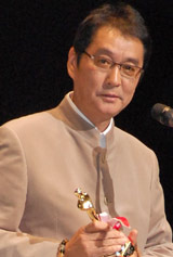 「第18回日本映画批評家大賞」授賞式に出席した滝田洋二郎j監督