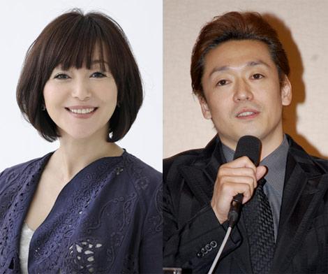 結婚を発表した(左から)岩崎宏美と今拓哉 岩崎宏美が10歳下の俳優・今拓哉と入籍 最新トレンド&