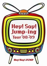 コンサートDVD『Hey!Say!Jump-ing Tour '08='09』