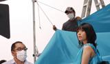 真木よう子出演『キシリトールエクシー』CMはスタッフ全員がマスク姿で撮影
