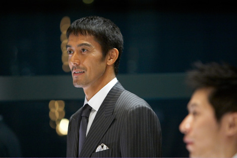 『BANQUIC』第2弾CMに出演している阿部寛