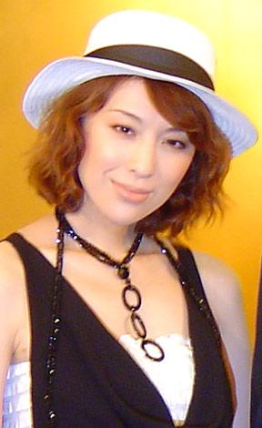 『アイドル発掘プロジェクト』の記者会見に出席した雛形あきこ (C)ORICON DD inc.