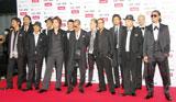 『MTV VIDEO MUSIC AWARDS JAPAN 2009』で2年連続で3冠を獲得したEXILE(C)ORICON DD inc.