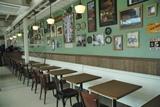 店内にはカフェ43席、レストラン123席が設けられている (C)ORICON DD inc