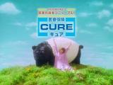 上野樹里が出演している『医療保険 CURE』新CM
