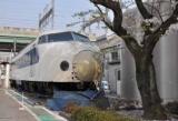 10月の公開に向け、大宮総合車両センターで保管されている0系新幹線(写真提供:鉄道博物館)
