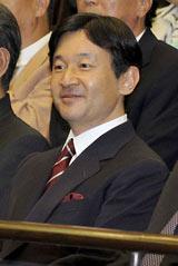 映画『劔岳 点の記』をご鑑賞なさった皇太子さま (C)ORICON DD inc.