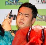 格闘ゲーム『デモンブライド』の完成披露会にゲストとして出席したどきどきキャンプ・岸学 (C)ORICON DD inc.