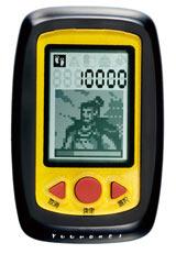 戦国武将になり天下統一を目指すユニーク歩数計『遊歩計 天下統一〜歩いて戦国の覇者となれ〜』(C)BANDAI (C)2008 SSD COMPANY LIMITED