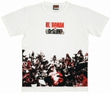 ウルトラマン×Dr.スランプ 怪獣いっぱいTシャツ (C)円谷プロ (C)TORIYAMA AKIRA/SHUEISHA