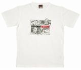 ウルトラマン×Dr.スランプ コミックTシャツ (C)円谷プロ (C)TORIYAMA AKIRA/SHUEISHA