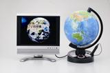 イノベーション・トイ部門の「TV地球儀」(エポック社)