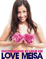 黒木メイサ写真集「LOVE MEISA」表紙