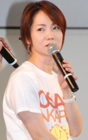 『OSAKAあかるクラブ』イベントに参加した、香西かおり (C)ORICON DD inc.