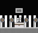 『たけしの挑戦状』ゲームオーバー画面 (C)TAITO CORP./ビートたけし 1986