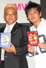 DVD発売イベント『東京ダイナマイト&サンドウィッチマンのダブルライブ』を行った、サンドウィッチマン (C)ORICON DD inc.