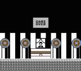 『たけしの挑戦状』ゲーム画面 (C)TAITO CORP./ビートたけし 1986