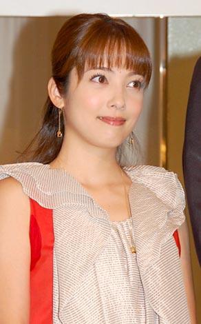 舞台『ガス人間第1号』の製作発表に出席した中山エミリ (C)ORICON DD inc.