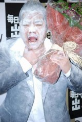 "BeeTV新番組『毎日どっきりVS出川』の撮影で""公開ドッキリ""を受けた、出川哲朗 (C)ORICON DD inc."